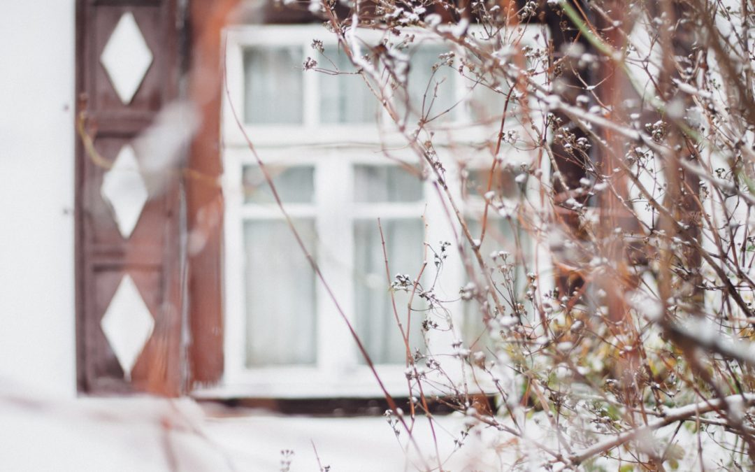 7 Easy DIY Ways To Insulate Windows For Winter