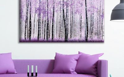 8 Tree Landscape Paintings In Home Decor You Need To See