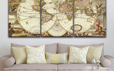 9 Travel Themed Decor Ideas That Will Make You Want To Go Wandering