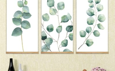 12 Botanical Decorating Ideas That Will Make Your Walls Amazing
