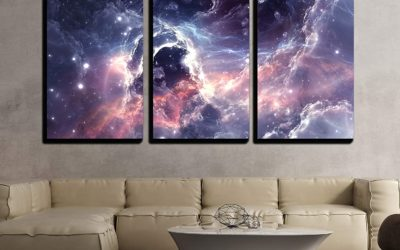 6 Galaxy Themed Room Decor Examples You Need To Know