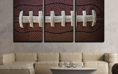 7 Football Themed Room Art Ideas That You Need To See