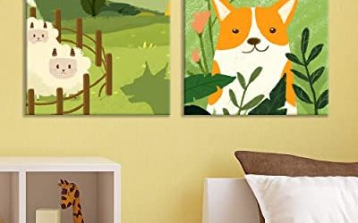 18 Kids Room Decor Ideas With Art You Need To See