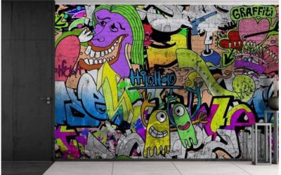 10 Graffiti Home Decor Art Examples You Need To Know