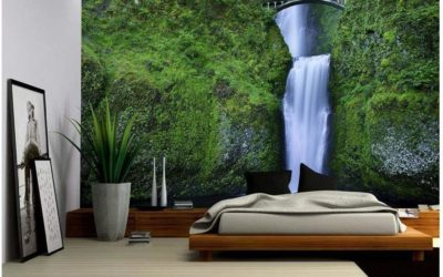 5 Scenic Wall Murals To Brighten Your Day