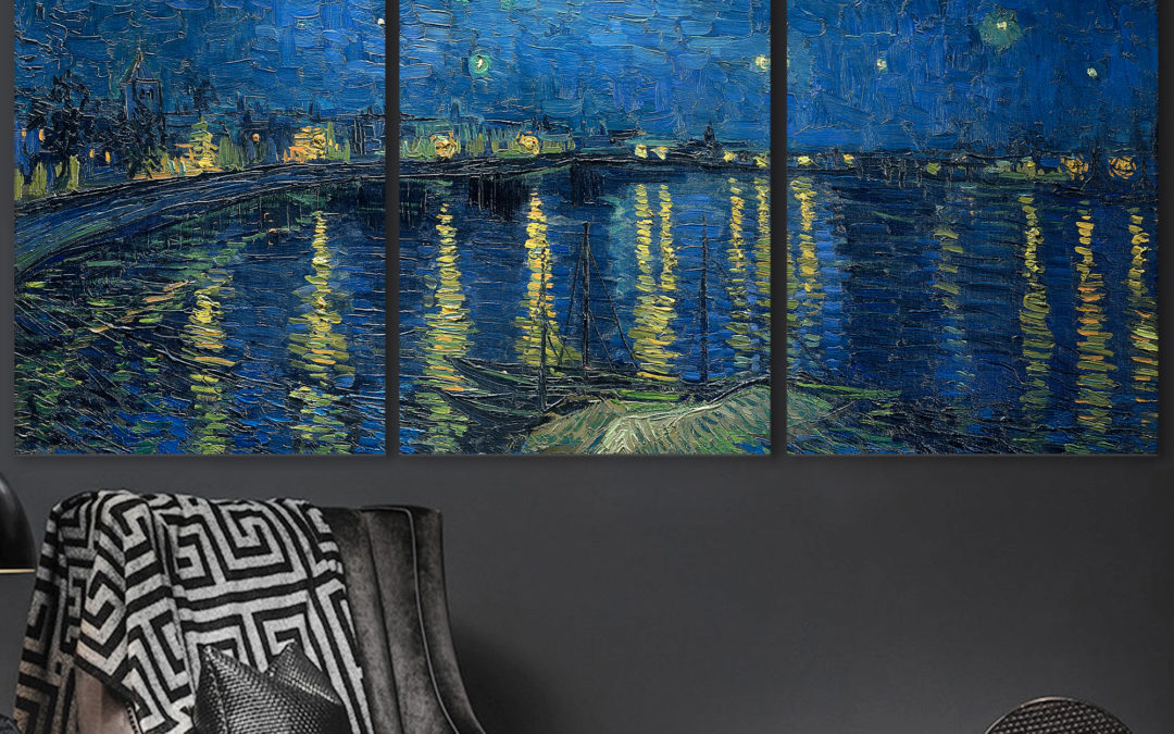 5 Beautiful Vincent Van Gogh Painting Prints You Need to Know!