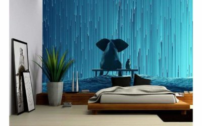 5 Wonderful Wall Murals That Take You to Another World