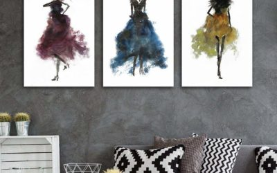 5 Fashion Wall Art Tips for Womens Clothes!