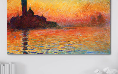 5 Monet Painting Wall Prints You Should See!