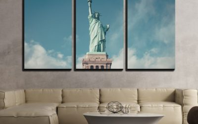 Statue of Liberty Wall Art Facts You Will Love!