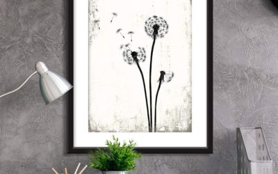 6 Dandelion Wall Art Facts You Must See!