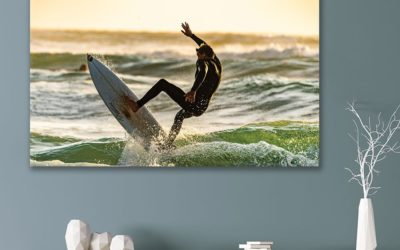 5 Cool Surfing Wall Art Facts for the Summer!