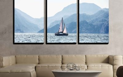 5 Sailboat Wall Art Facts You Need for an Amazing Summer!