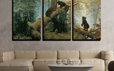 5 Bear Wall Art Facts Important to Know!