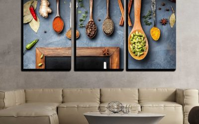 8 Spice Wall Art Facts for Excellent Cooking!