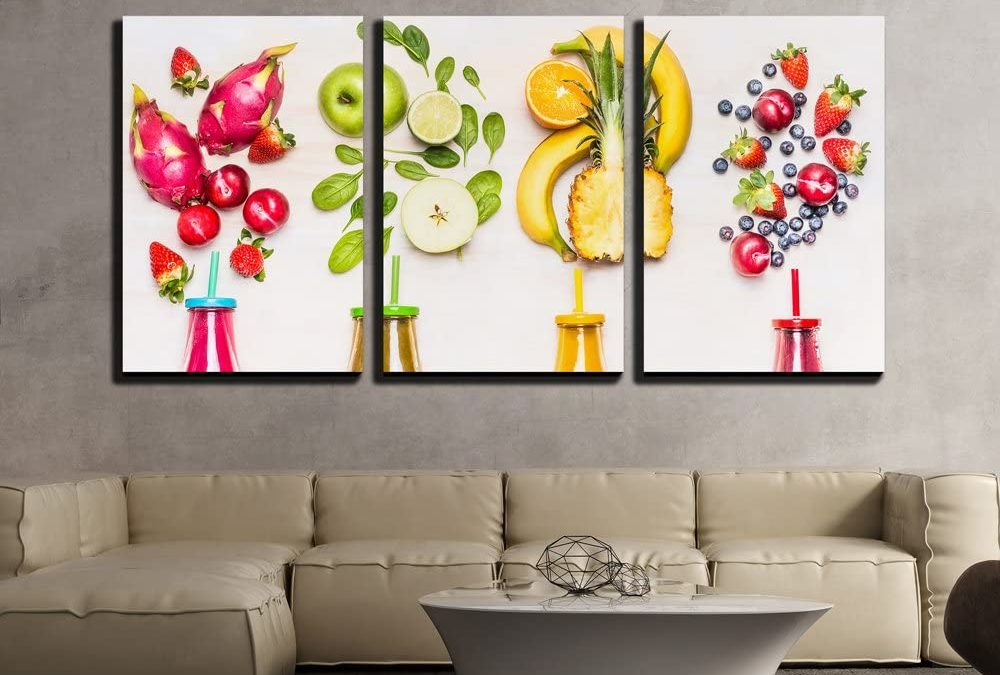 15 Smoothie Wall Art Facts For A Better Diet!