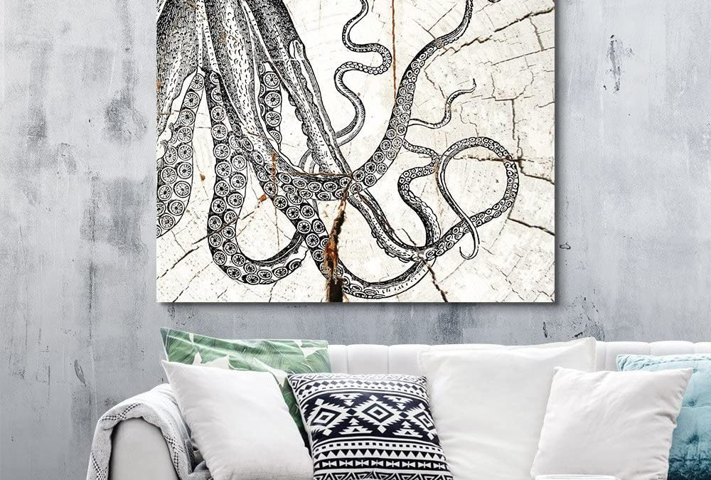 10 Octopus Wall Art Facts That Will Absolutely Shock You!