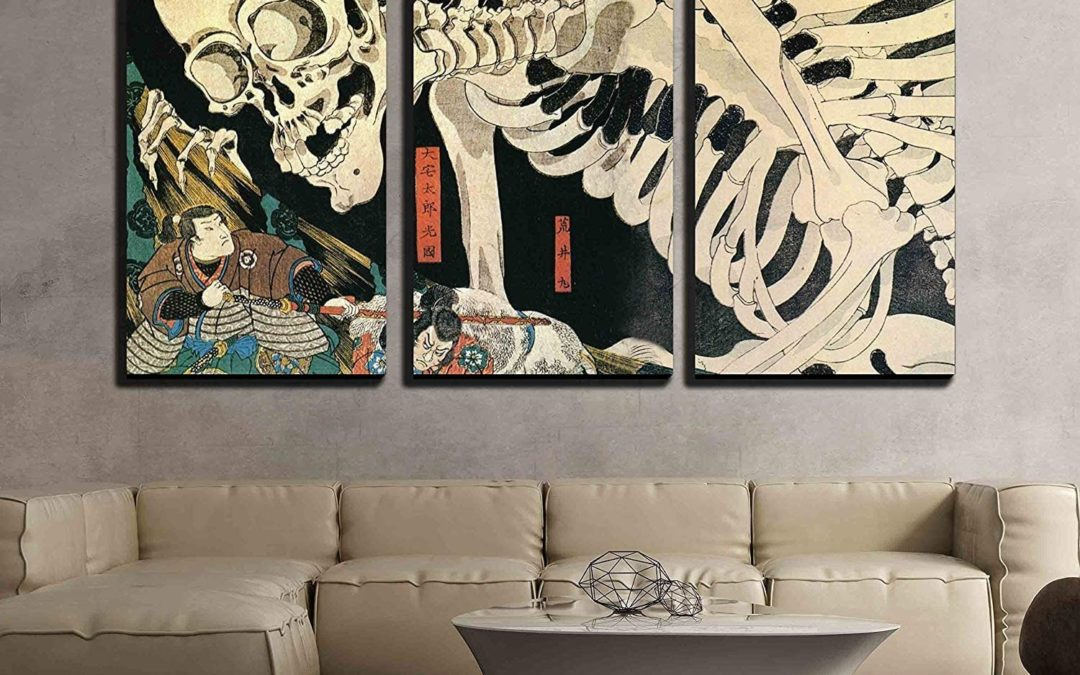 5 Skeleton Wall Art Facts You Should See!