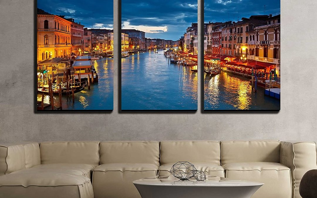 15 Venice Italy Wall Art Facts You Need to See!