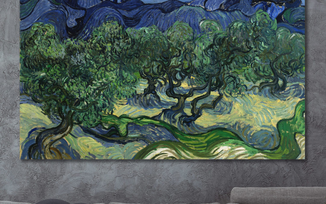 8 Tree Landscape Paintings for Home Décor You Need To See!
