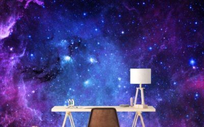 6 Galaxy Themed Room Decor Examples You Need To See!