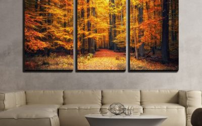 10 Autumn Wall Art Facts That Will Make You Love The Season!