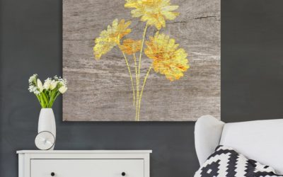 6 Daisy Wall Art Facts That Will Fascinate you!