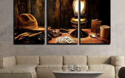 10 Wild West Wall Art Facts That Are Truly Bizarre!