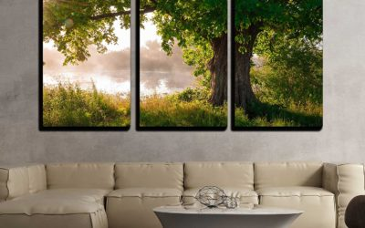 6 Leaf Themed Living Room Examples You Need To See!
