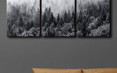 8 Gorgeous Nature Scenes That Will Make Your Living Room Pop!